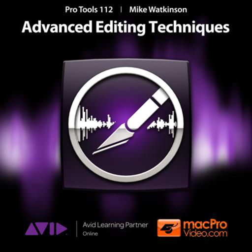 Advanced Editing Course For Pro Tools 10