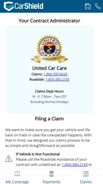 Car Shield Service Contract