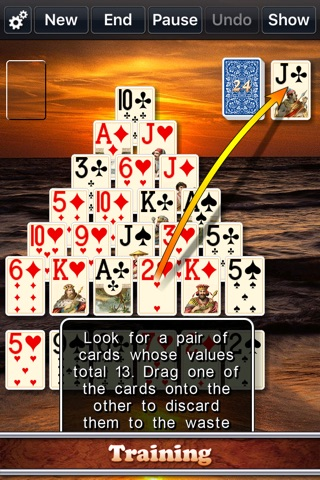 Solitaire City (Ad Free) screenshot 4