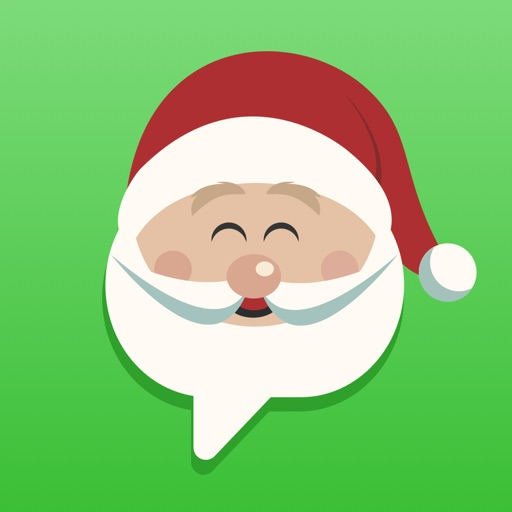 Text to Santa: Christmas Wishlist Creator for Kids of All Ages Icon