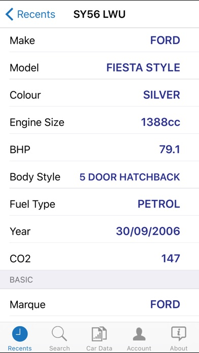 download MyCarCheck appstore review