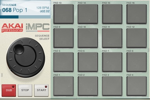 iMPC for iPhone screenshot 1