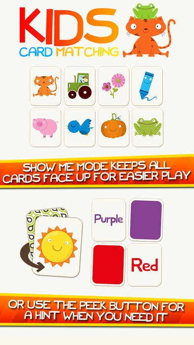 Learn Colors App Shapes Preschool Games for Kids Screenshot