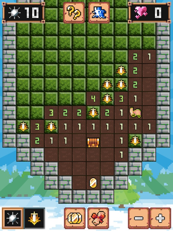 Minesweeper: Collector (Сапёр) на iPad