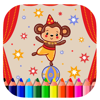 Circus Show Coloring Book Game For Kids Wiki