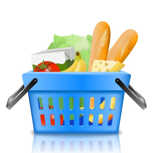 la liste de courses alimentaires pour magasin par alisa unzhakova. Black Bedroom Furniture Sets. Home Design Ideas