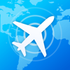 International Airport Flight Track Technologies - The Flight Tracker - Track Flights & Airlines artwork