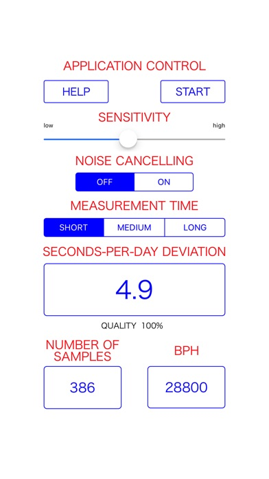 Watch Tuner Lite screenshot1