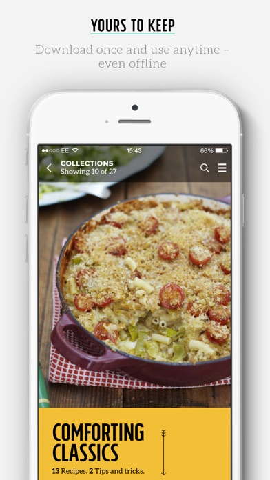 Jamie olivers ultimate recipes app reviews user reviews of jamie jamie olivers ultimate recipes review screenshots forumfinder Choice Image