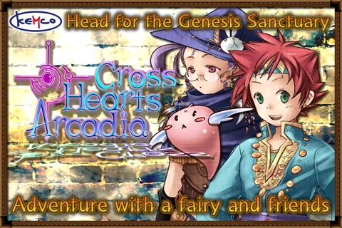 RPG Cross Hearts Arcadia screenshot 1