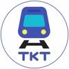 TKT Укрзалізниця (жд билеты)