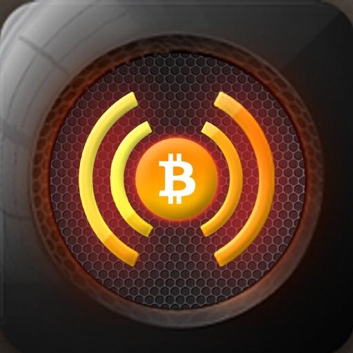 Bitcoin Bleep : Realtime Bitcoin Price Tracker using Push Notifications iOS App