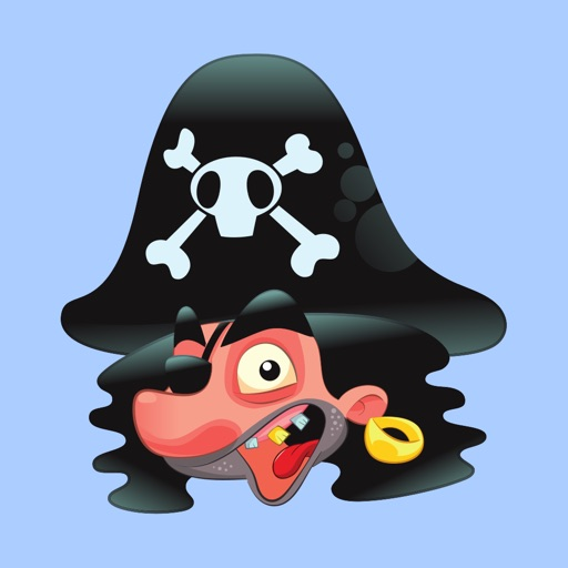Smashy Bird and Angry Pirate iOS App