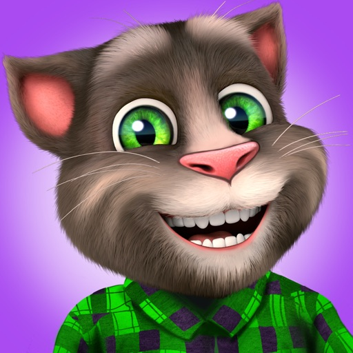 会说话的汤姆猫 2 – Talking Tom Cat 2