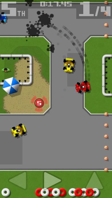Screenshot #7 for Retro Racing