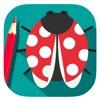 Ladybug Coloring Page Game For Kids Edition