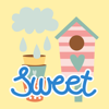Gardening Home Sweet Home Stickers