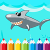 Coloring Sea Sharks Page Game Free Version Wiki