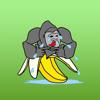Kong With His Big Banana Sticker Wiki