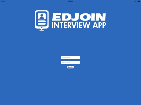 Edjoin Interview On The App Store