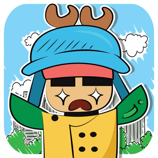 My coloring pages games for knights nexo logo iOS App