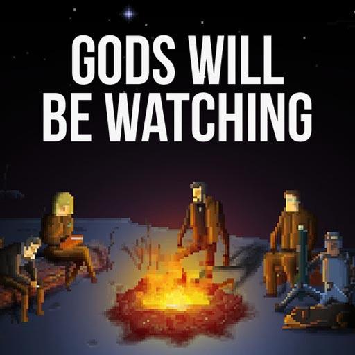 Gods Will Be Watching iOS App
