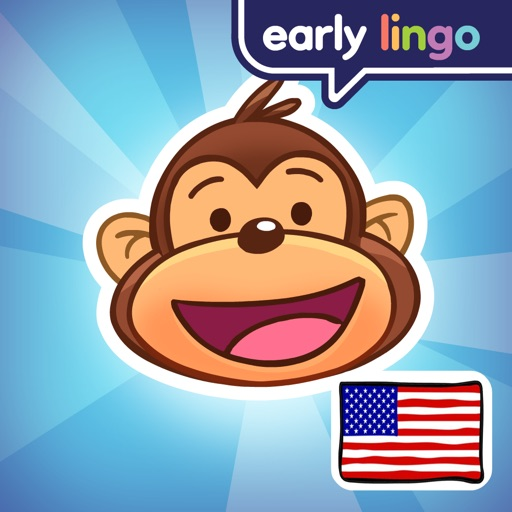 Early Lingo English Language Learning for Kids Icon