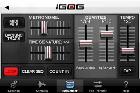 iGOG: Massive Drums screenshot 3