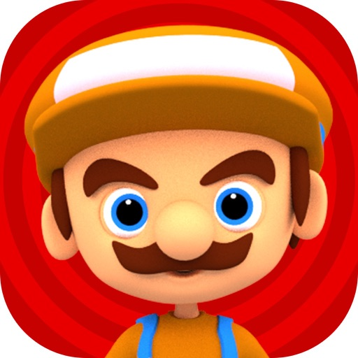 Super Jumpman Run iOS App