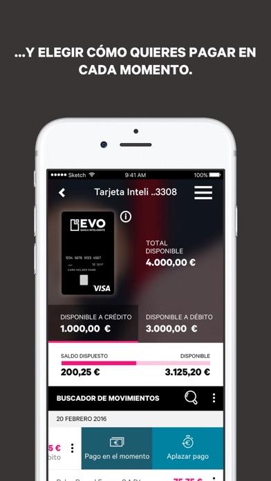 Evo banco m vil app insight download for Horario oficina evo