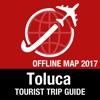托卢卡 旅遊指南+離線地圖