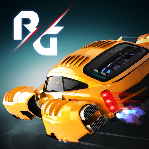 Rival Gears Racing app for ipad