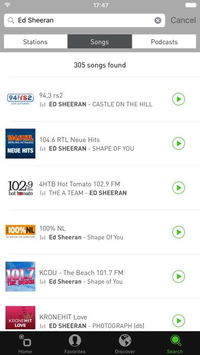 radio.net Скриншоты7