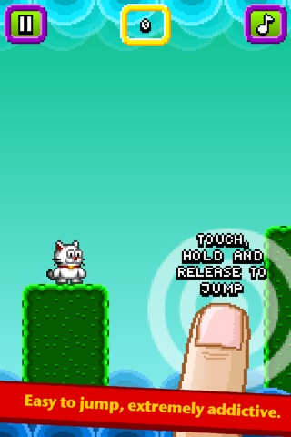 Jumpy Cat screenshot 4