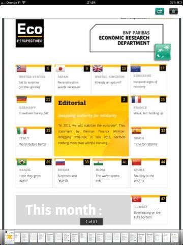 EcoNews screenshot 2