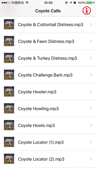 100 coyote hunting calls predator sounds app download. Black Bedroom Furniture Sets. Home Design Ideas