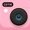 Cutie - 激萌动态贴纸P图相机,炫酷朋友圈视频
