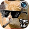 Thug Life Photo Maker: Funny Sticker Editor