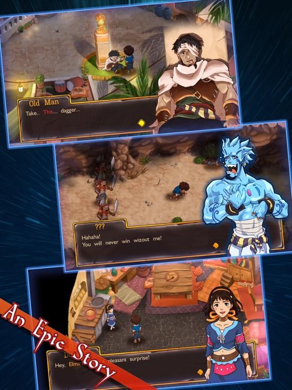 [Premium] RPG Djinn Caster Screenshots