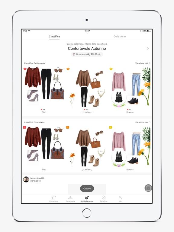 shein moda shopping sull 39 app store. Black Bedroom Furniture Sets. Home Design Ideas