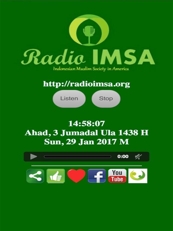 Radio IMSA iPad