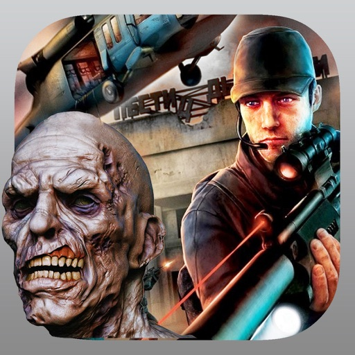 Commando Zombie Assault 2017 iOS App