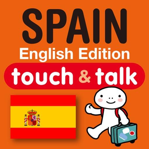 指さし会話 英語―スペイン語 touch&talk