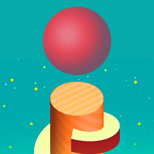 Spiral Ball Pulse - The Rolling Duel Challenge iOS App