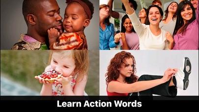 Action Words Screenshot 1