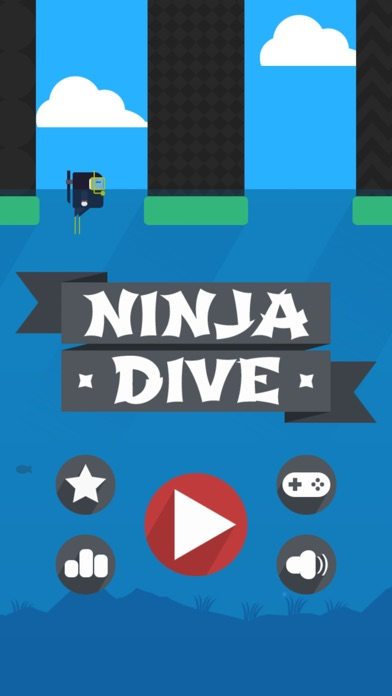 Ninja Dive