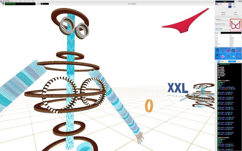 Good Sizer 3D Screenshot