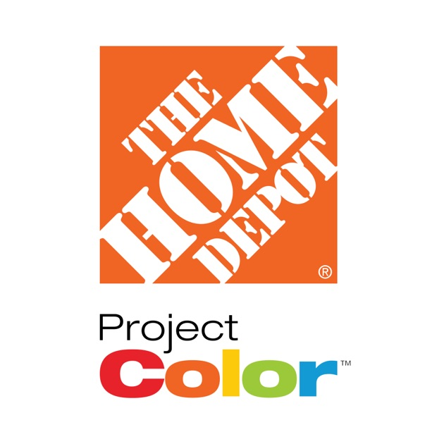 project color by the home depot on the app store