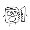 Toilet sticker - funny weird stickers for iMessage Wiki