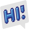 Pixel Talk stickers by Carterson for iMessage Wiki